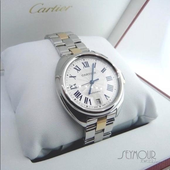 decf31325926  NEW  Cartier Cle De Cartier Two Tone